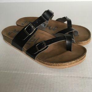 d6f00aae9cfe maj paul for target Shoes - Mayari Birkenstock look alike sandals